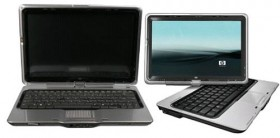 HP Pavilion tx1000z series laptop
