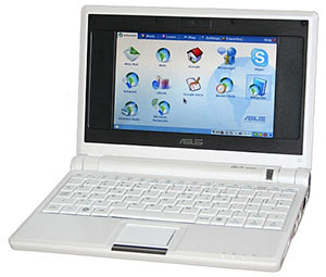 Asus Eee PC 701 Laptop