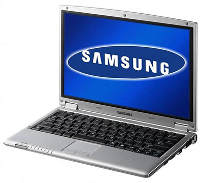 Samsung Q40: 12.1-in laptop