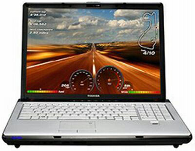 Toshiba Satellite x205 laptop