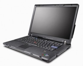 The New Laptop by Lenovo: ThinkPad R60