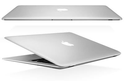 Apple MacBook Air with Core 2 Duo processor