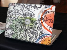Dell Inspiron 1525 art series notebook