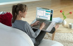 Logitech Comfort Lapdesk For Your Laptop