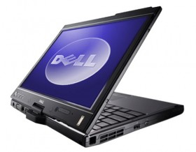 King of laptops, the Dell Latitude XT2