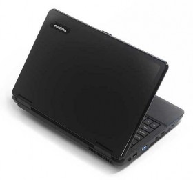 Laptop review: eMachines eME527-2537 (Black chassis)