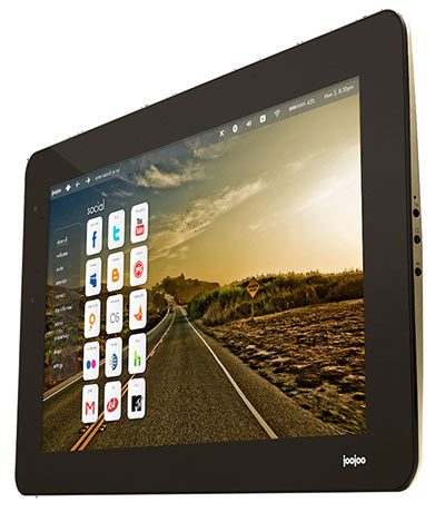 The JooJoo internet tablet