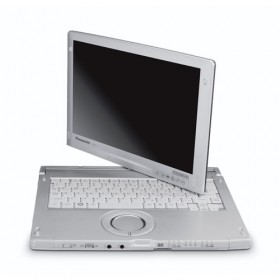 New convertible laptop from Panasonic: Toughbook CF-C1