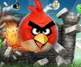 Angry birds: now available for PC