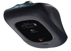 Logitech M515: The Couch Mouse