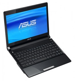ASUS UL30Vt-X1: Thin and Light 13.3-Inch Laptop