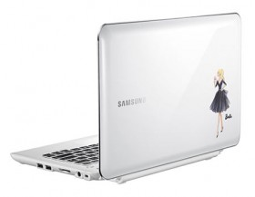 Samsung X180: Barbie Edition