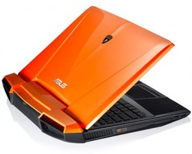 Asus Lamborghini VX7: now on Sandy Bridge