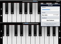 Free iPad apps for musicians
