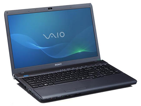 Sony VAIO F Series VPC-F121FX/B laptop
