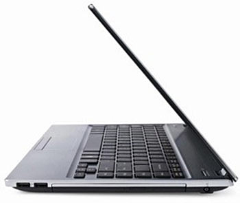 LG P530: ultra-slim laptop