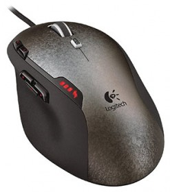Logitech G500 gaming mouse: $39.99 at Amazon