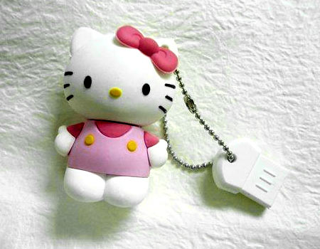 Hello Kitty. As cute as it can get.
