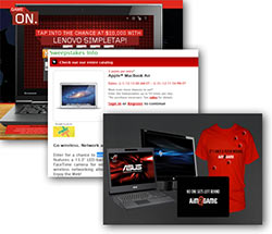 Win a free laptop: sweeps for March 2012