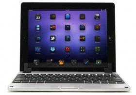 Brydge Aluminum Keyboard For Your iPad